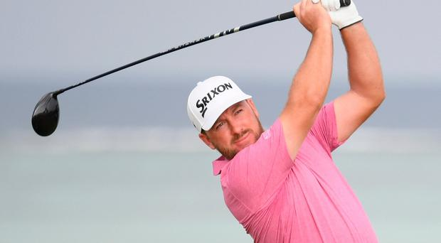 Graeme McDowell ready to face Ryder Cup teammate Victor Dubuisson