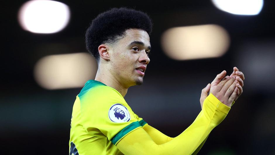 Norwich and Northern Ireland star Jamal Lewis is a positive thinker and has his focus firmly fixed on his career objectives.
