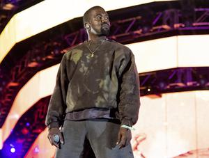 Kanye West is suing in a bid to be on the Ohio ballot (Amy Harris/Invision/AP)