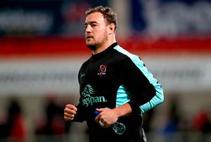 Upbeat: Rob Herring feels Ulster can salvage their season