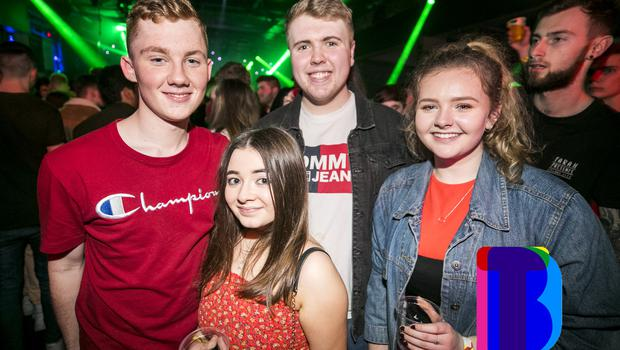 25 Jan 2020 People out at Limelight for AAA Saturdays. (Liam McBurney/RAZORPIX)