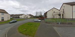 Police attended the scene at Mullaghmore Drive. Pic Google Maps