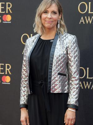 Mel Giedroyc will announce the UK jury's scores.