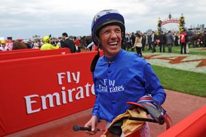 Frankie Dettori has been  cleared to return to racing