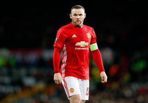 Manchester United's Wayne Rooney during the UEFA Europa League match at Old Trafford, Manchester. PRESS ASSOCIATION Photo. Picture date: Thursday November 24, 2016. See PA story SOCCER Man Utd. Photo credit should read: Martin Rickett/PA Wire