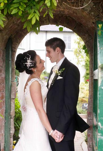 The wedding of Eimear and Connor Mitchell ..