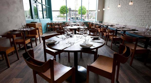 No limits: Ox in Belfast is chasing its second Michelin star