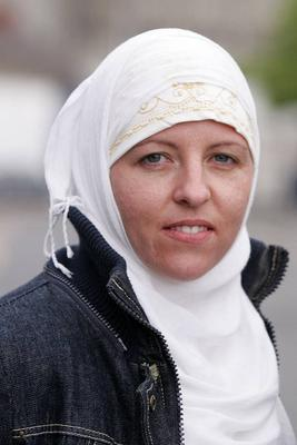 Lisa Smith pictured living in Dundalk in 2011. Photo: Tom Conachy/Independent.ie
