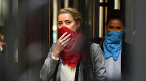 Amber Heard is giving her second day of evidence at Johnny Depp's libel trial against The Sun newspaper (Victoria Jones/PA)