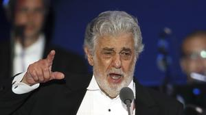 Opera singer Placido Domingo was subject of an investigation (Laszlo Balogh/AP)