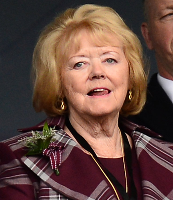 Ann Budge. Photo: Getty Images