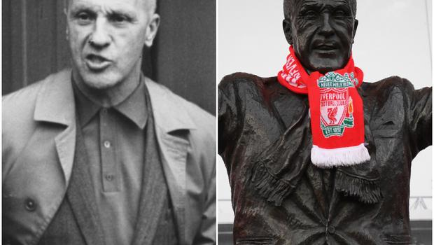 Speaking of legendary managers, the only man to have a statue outside Anfield (bar the mock David Moyes one unveiled by Paddy Power during the Scotsman's less than glorious Manchester United reign) is Bill Shankly. It has been standing since way back in 1997 and is a popular spot for visiting fans to get their photo taken.