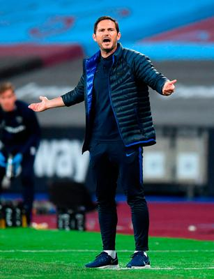 Equal footing: Frank Lampard says United are wrong to raise schedule