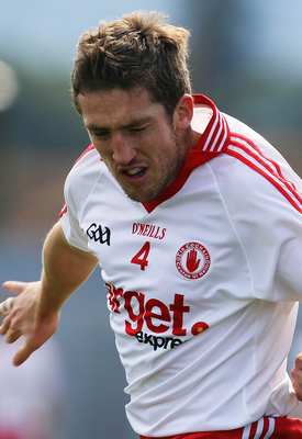 Frustration: Dermot Carlin is facing a desperate battle for fitness