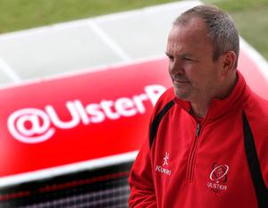 Ulster Rugby coach Mark Anscombe must now deliver in order to ensure a contract extension beyond June 2015, when his current deal expires