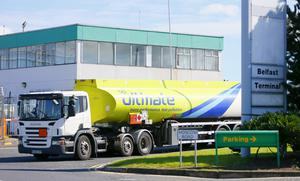 General views of the BP fuel terminal in Belfast ( Photo by Kevin Scott / Belfast Telegraph )