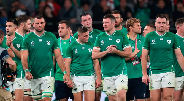 Not the end of the world: Ireland can bounce back from Japan disappointment