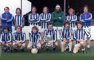 Liam Beckett and his Coleraine team-mates were bemused at being briefly a man down during their European tie.