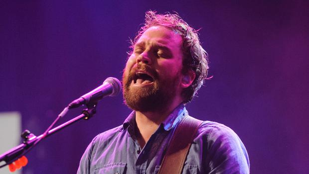 Scott Hutchison, lead singer of the band Frightened Rabbit, remains missing.(Dominic Lipinski/PA)
