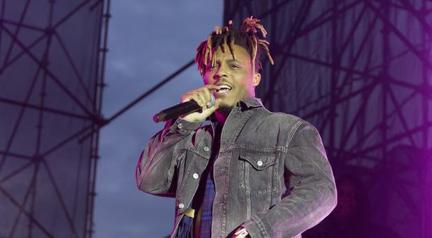 Juice Wrld was pronounced dead after a 'medical emergency' (Owen Sweeney/Invision/AP, File)