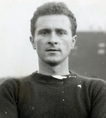 Fondly remembered: Harry Gregg during his heyday as a world-renowned goalkeeper of the highest quality