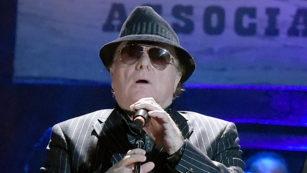 Sir Van Morrison has said he'd like to do fewer gigs in future