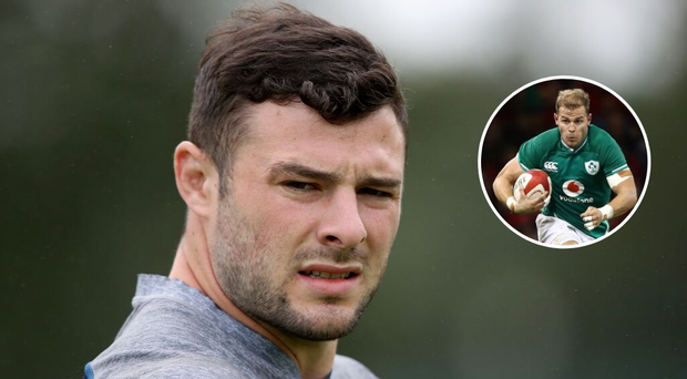Will Addison (inset) hasn't yet flown out to Japan despite Robbie Henshaw being ruled out of this weekend's game.