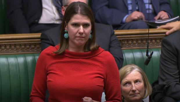 Liberal Democrat leader Jo Swinson said voters deserved a better choice than Mr Johnson or Mr Corbyn (House of Commons/PA)