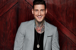 Channel 5 undated handout photo of Jeremy McConnell, one of the contestants in this year's Celebrity Big Brother. PRESS ASSOCIATION Photo. Issue date: Tuesday January 5, 2016. See PA story SHOWBIZ Brother. Photo credit should read: Jonathan Ford/Channel 5/PA Wire  NOTE TO EDITORS: This handout photo may only be used in for editorial reporting purposes for the contemporaneous illustration of events, things or the people in the image or facts mentioned in the caption. Reuse of the picture may require further permission from the copyright holder.