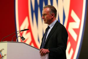 Karl-Heinz Rummenigge has offered his help to the new Northern Ireland Football League