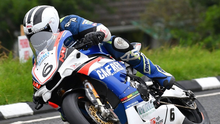William Dunlop in action at last August's Ulster Grand Prix. Photo: Rowland White/Presseye