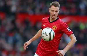 Manchester United's Jonny Evans is regarded as one of the best defenders in the Premier League