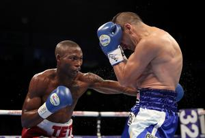 Zolani Tete and Omar Andres Narvaez fight for the WBO World Bantamweight Championship on Saturday night at the SSE Arena, Belfast.