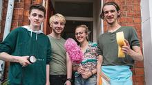 Sarah and Jordan share their fly-infested home with another couple, Paddy and Ciaran. The foursome feature on new BBC Three series Fight Dirty