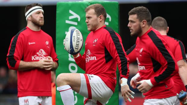 Will Addison is fit to start for Ulster