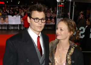 Actor Johnny Depp and Vanessa Paradis had two children together (Ian West/PA)