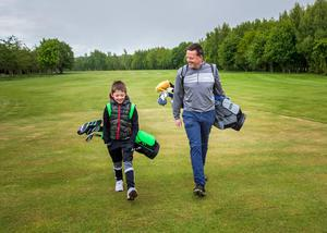 Golfers in England returned to courses last week and Northern Ireland's clubs will open to members on Wednesday.