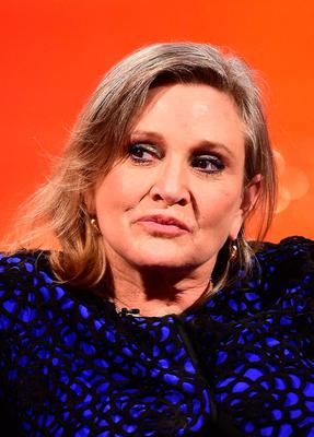 """File photo dated 17/12/2015 of Star Wars actress Carrie Fisher who is in a """"stable"""" condition after she suffered a medical emergency on a London to Los Angeles flight. PRESS ASSOCIATION Photo. Issue date: Sunday December 25, 2016. See PA story SHOWBIZ Fisher. Photo credit should read: Ian West/PA Wire"""
