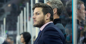 High standards: Adam Keefe is happy but still wants more