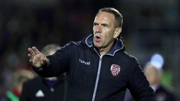 Hitting form: Kenny Shiels says Derry City must get back to winning ways