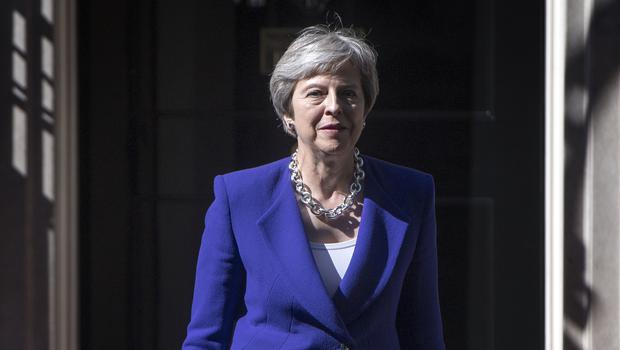 Theresa May's intervention will add to the pressure on the Speaker (Victoria Jones/PA)