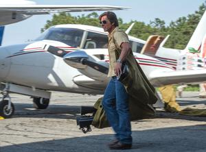 Winging it: Tom Cruise stars as Barry Seal in American Made