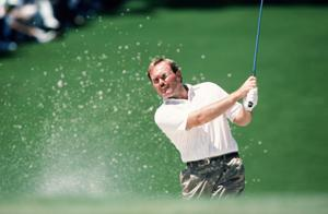 Rafferty played at the Masters twice, finishing in a tie for 14th in 1990.