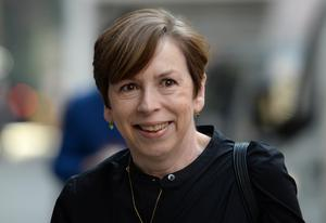 Fran Unsworth, director of news and current affairs at the BBC (Kirsty O'Connor/PA)