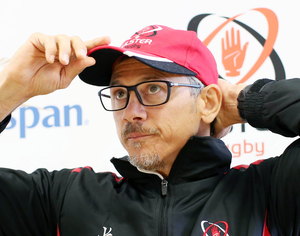 Big test: Ulster boss Les Kiss will give some of his starlets an opportunity in a pre-season clash with old rivals Leinster