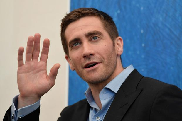 "Actor Jake Gyllenhaal attends the photocall of the movie ""Nocturnal Animals"" presented in competition at the 73rd Venice Film Festival on September 2, 2016 at Venice Lido.TIZIANA FABI/AFP/Getty Images"