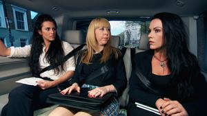 The Apprentice 2016: (Left to right) Jessica Cunningham, Michelle Niziol and Grainne McCoy