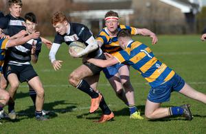 Signed up: Nathan Doak has joined the Ulster Academy