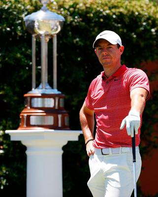 Rory McIlroy carded a two under par 68 in his opening round at the Charles Schwab Challenge.