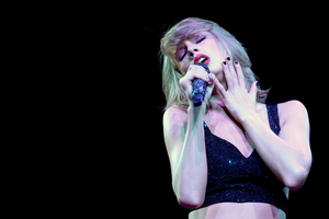 Taylor Swift performs during 'The 1989 World Tour' night 1 at Lanxess Arena on June 19, 2015 in Cologne, Germany.  (Photo by Sascha Steinbach/Getty Images for TAS)